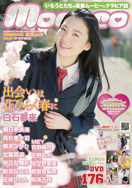 moecco(モエッコ) vol.67 動画+PDF書籍セット  | お菓子系.com