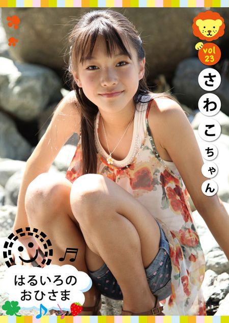 はるいろのおひさま vol.23 さわこちゃん | お菓子系.com