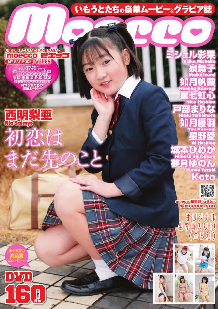 moecco(モエッコ) vol.85 動画+PDF書籍セット | お菓子系.com