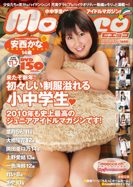 moecco(モエッコ) vol.24 動画+PDF書籍セット | お菓子系.com