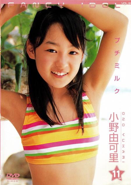Fancy Idol Vol.13 プチミルク 小野由可里 | お菓子系.com