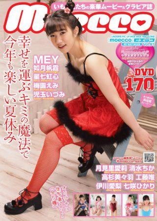 【MEY】moecco(モエッコ) vol.81 動画+PDF書籍セット