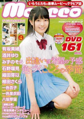【有坂美緒】moecco(モエッコ) vol.58 動画+PDF書籍セット