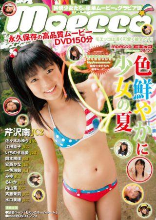 【芹沢南】moecco(モエッコ) vol.27 動画+PDF書籍セット